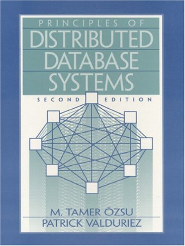 9780136597070: Principles of Distributed Database Systems (2nd Edition)