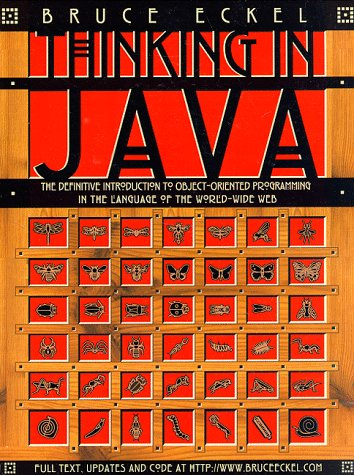 9780136597230: Thinking in Java (1st Edition)