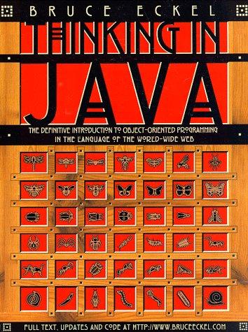 9780136597230: Thinking in Java