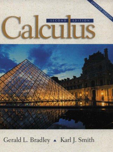 9780136601357: Calculus