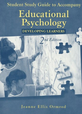 9780136602910: Student Study Guide to Accompany Educational Psychology: Developing Learners