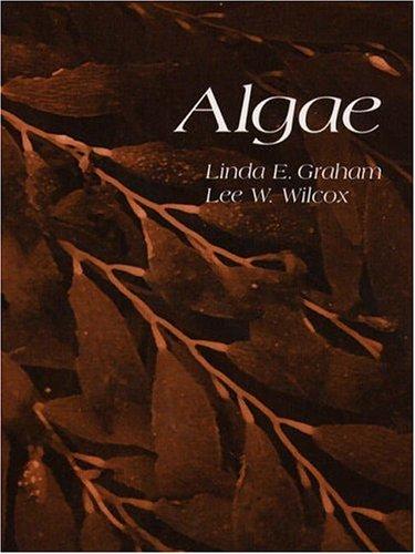 9780136603337: Algae