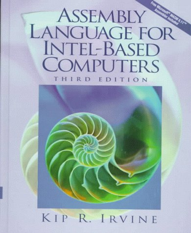 9780136603900: Assembly Language for Intel-Based Computers