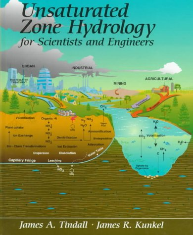 9780136607137: Unsaturated Zone Hydrology for Scientists and Engineers