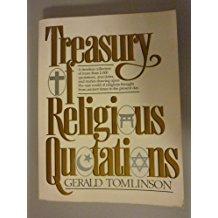 9780136609520: Treasury of Religious Quotations