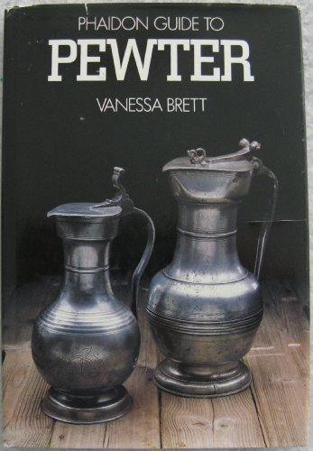 9780136620495: Phaidon Guide to Pewter
