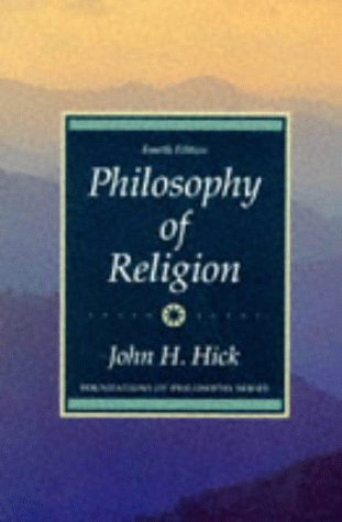 9780136626282: Philosophy of Religion (Foundations of Philosophy)