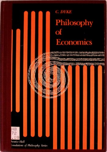 9780136633365: Philosophy of Economics
