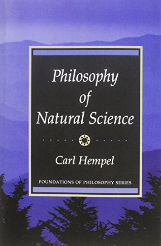 9780136638230: Philosophy of Natural Science (Foundations of Philosophy)