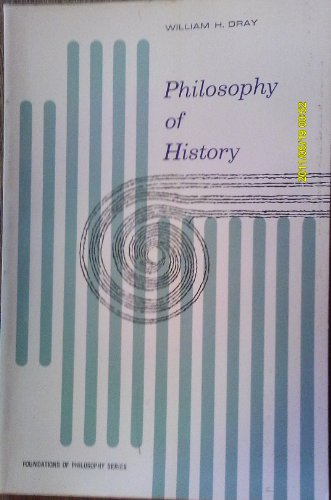 9780136638490: Philosophy of History (Foundations of Philosophy)