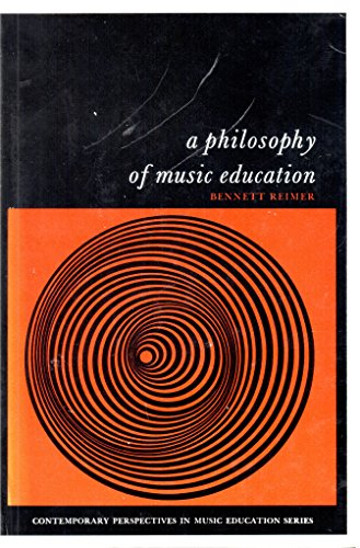 9780136638803: Philosophy of Music Education (Contemporary Perspectives in Music Education)