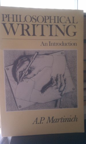 9780136641032: Philosophical Writing: An Introduction