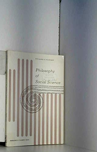 9780136643005: Philosophy of Social Science (Foundations of Philosophy)