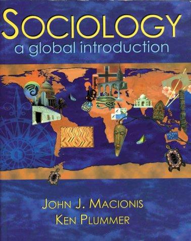 9780136645337: Sociology: A Global Introduction