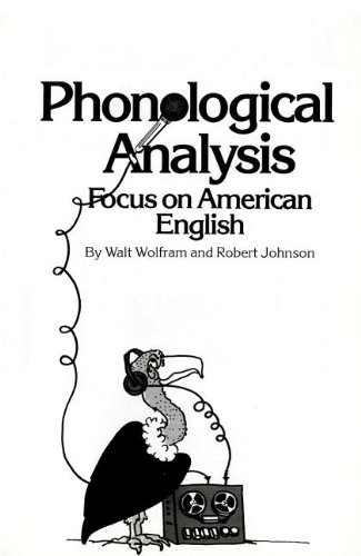 9780136649885: Phonological Analysis: Focus on American English