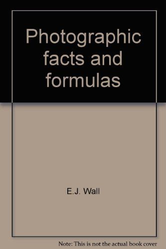 9780136653646: Photographic facts and formulas