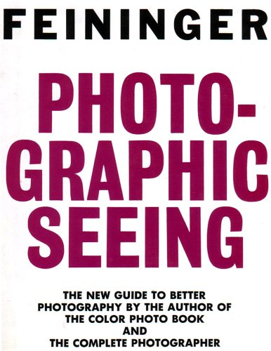 9780136653721: Photographic seeing