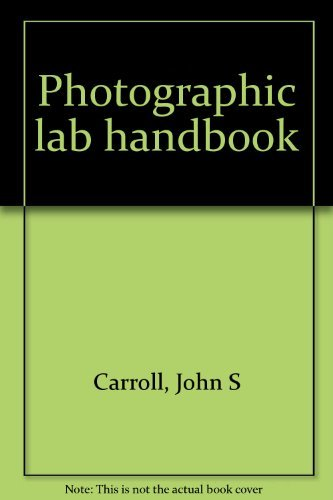 9780136654483: Title: Photographic lab handbook