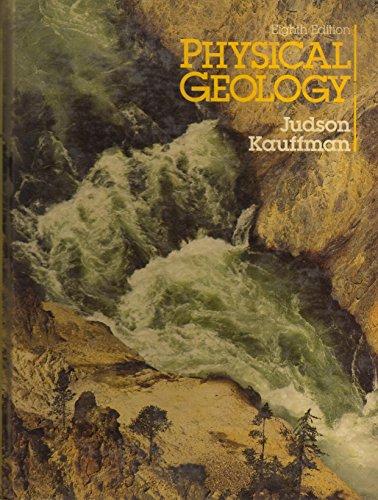 9780136664055: Physical Geology