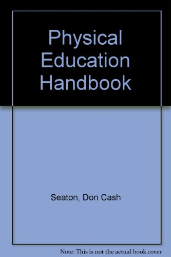 9780136669005: Physical Education Handbook