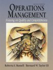 9780136679653: Operations Managment with Pom for Windows (Book/Disk) Package: Focusing on Quality and Competitiveness