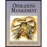 9780136679653: Operations Management: Focusing on Quality and Competitiveness