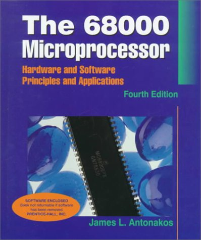 9780136681205: 68000 Microprocessor (with disk)