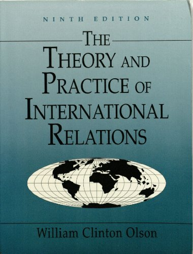 9780136690290: The Theory and Practice of International Relations