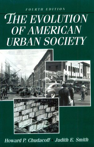 9780136690450: The Evolution of American Urban Society