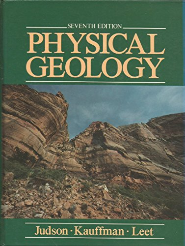 Physical Geology: Sheldon Judson, Lewis