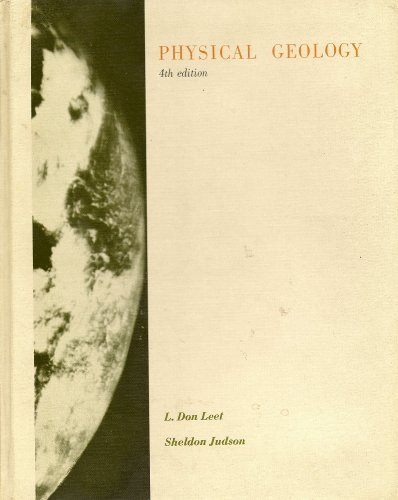 Physical Geology: Sheldon Judson and