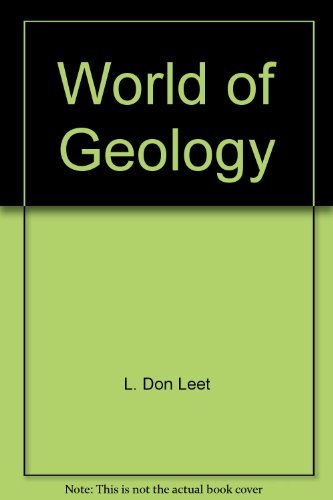 9780136698128: World of Geology