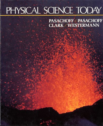 9780136698623: Physical Science Today