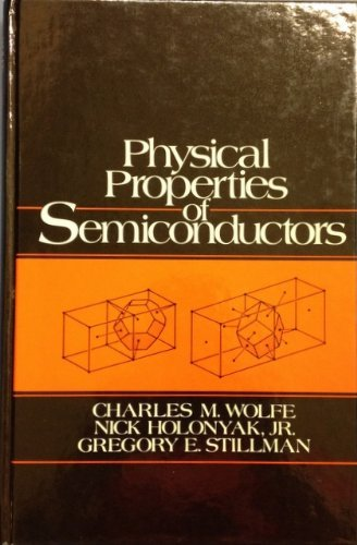 9780136699613: Physical Properties of Semiconductors (Prentice Hall Series in Solid State Physical Electronics)
