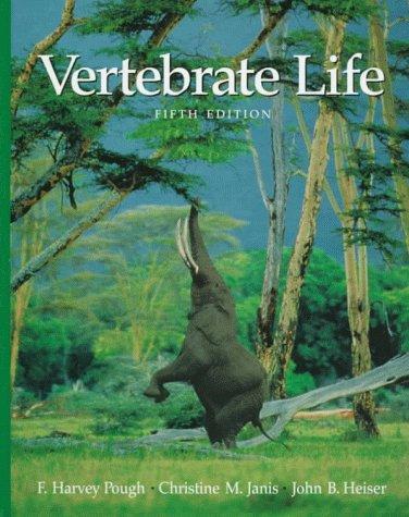 9780136717690: Vertebrate Life