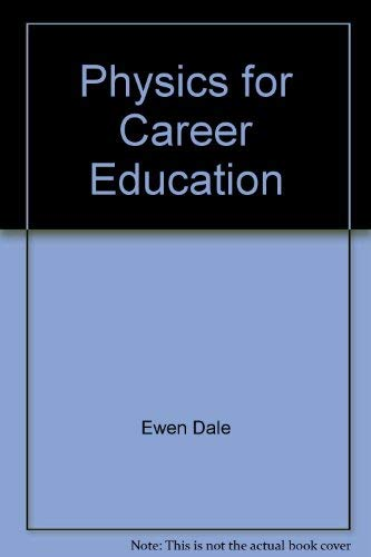 9780136723295: Physics for career education