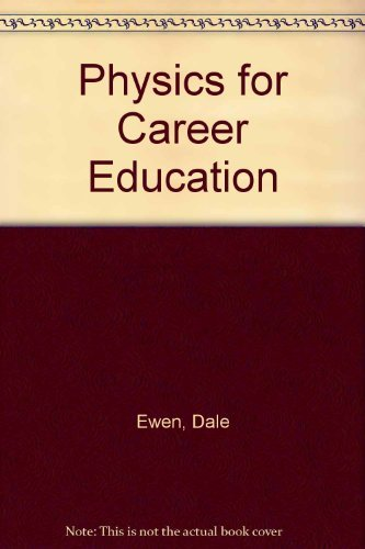 9780136724292: Physics for Career Education