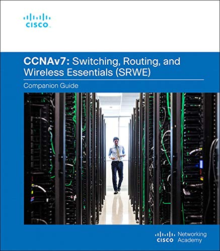 9780136729358: Switching, Routing, and Wireless Essentials Companion Guide (CCNAv7)