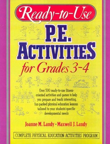 9780136730880: Ready-To-Use P.E. Activities for Grades 3-4 (Ready-To-Use Physical Education Activities for Grades 3-4) (v. 2)