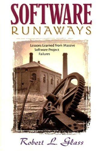 9780136734437: Software Runaways: Monumental Software Disasters