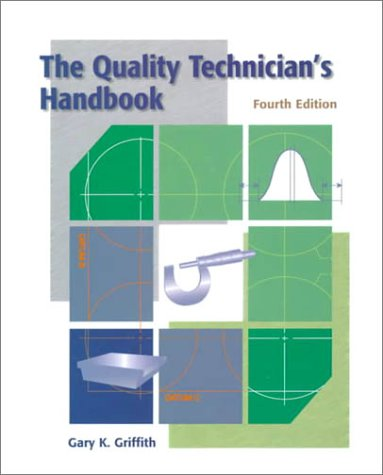9780136742500: The Quality Technician's Handbook