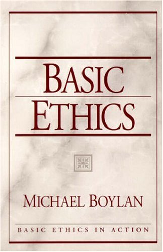 9780136742920: Basic Ethics (Basic Ethics in Action)