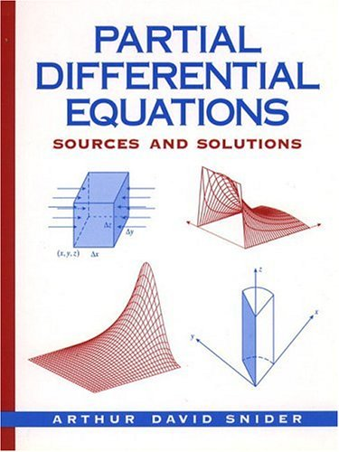9780136743590: Partial Differential Equations: Sources and Solutions