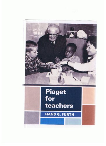 9780136749455: Piaget for Teachers