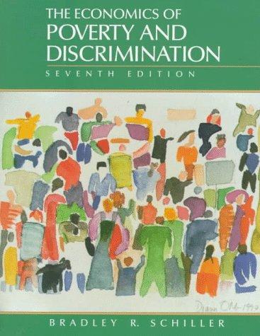 9780136750833: Economics of Poverty and Discrimination, The
