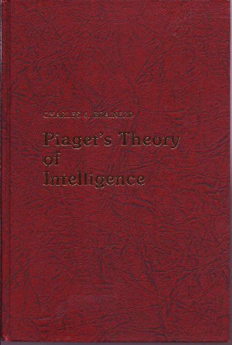 9780136751083: Piaget's Theory of Intelligence