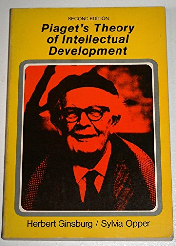 9780136751328: Piaget's Theory of Intellectual Development