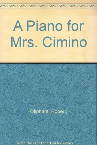 9780136754053: A Piano for Mrs. Cimino