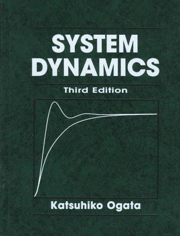 9780136757450: System Dynamics
