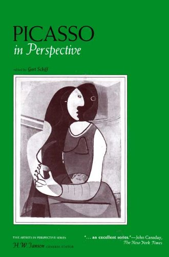 9780136757931: Picasso in perspective (The Artists in perspective series)